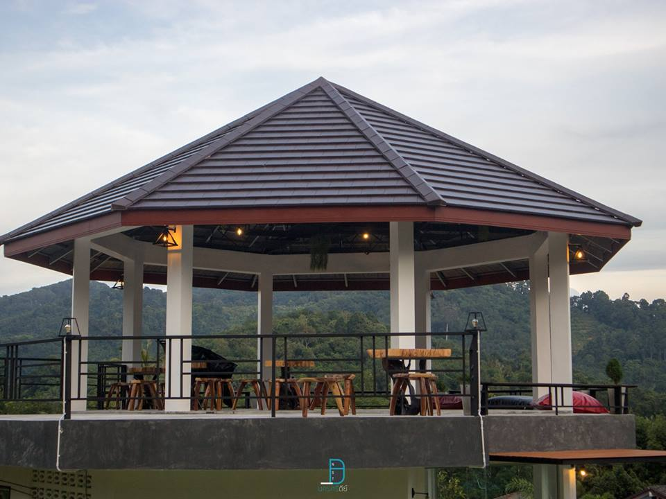 Ska mountain view คาเฟ่เปิดใหม่สดๆร้อนๆ at ลานสกา นครศรีดีย์
