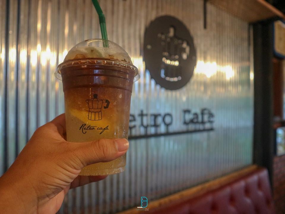 Retro Cafe คาเฟ่ลึกลับใจกลางเมือง บรรยากาศดี อาหารอร่อย เหมือนนั่งกลางป่า นครศรีดีย์