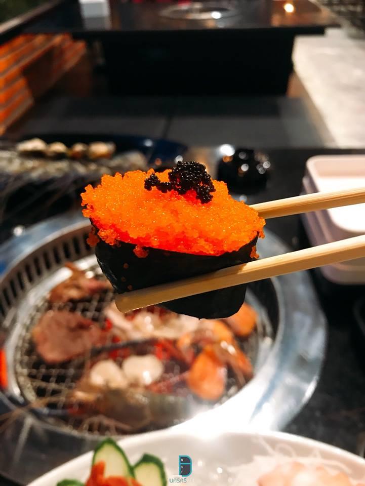 Namba Shabu Grill และอาหารญี่ปุ่นเด็ดๆ ร้านปิ้งย่างชาบูใหม่ at นครศรีธรรมราช นครศรีดีย์