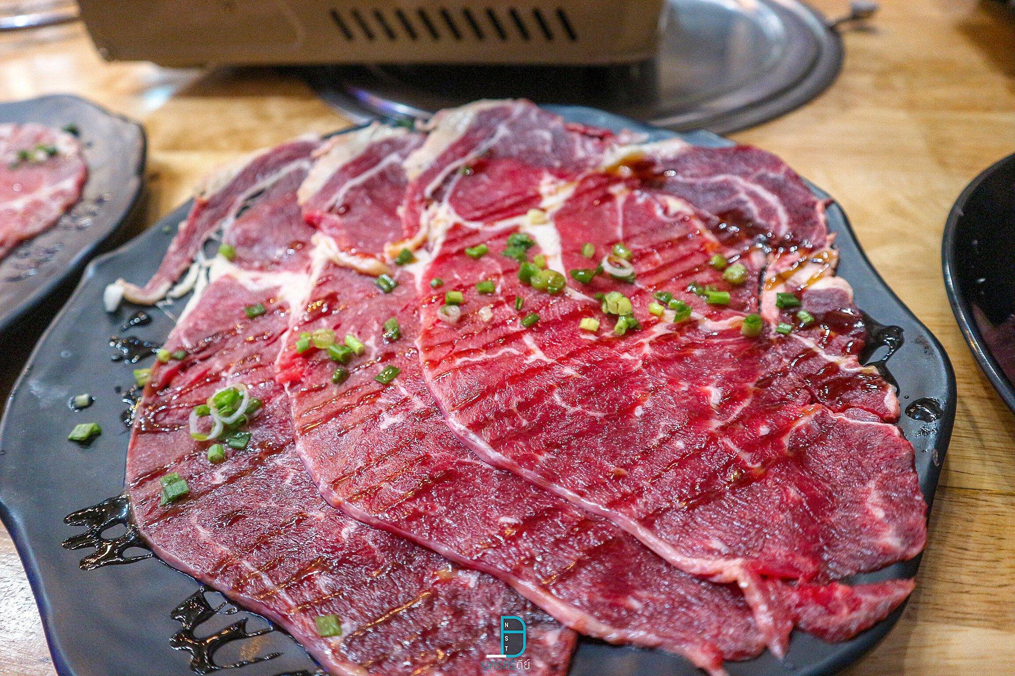 รีวิวเนื้อเด็ดๆนุ่มๆละลายในปาก บุฟเฟ่ต์เพียง 349 เท่านั้น at Morfin Shabu  Grill นครศรีดีย์