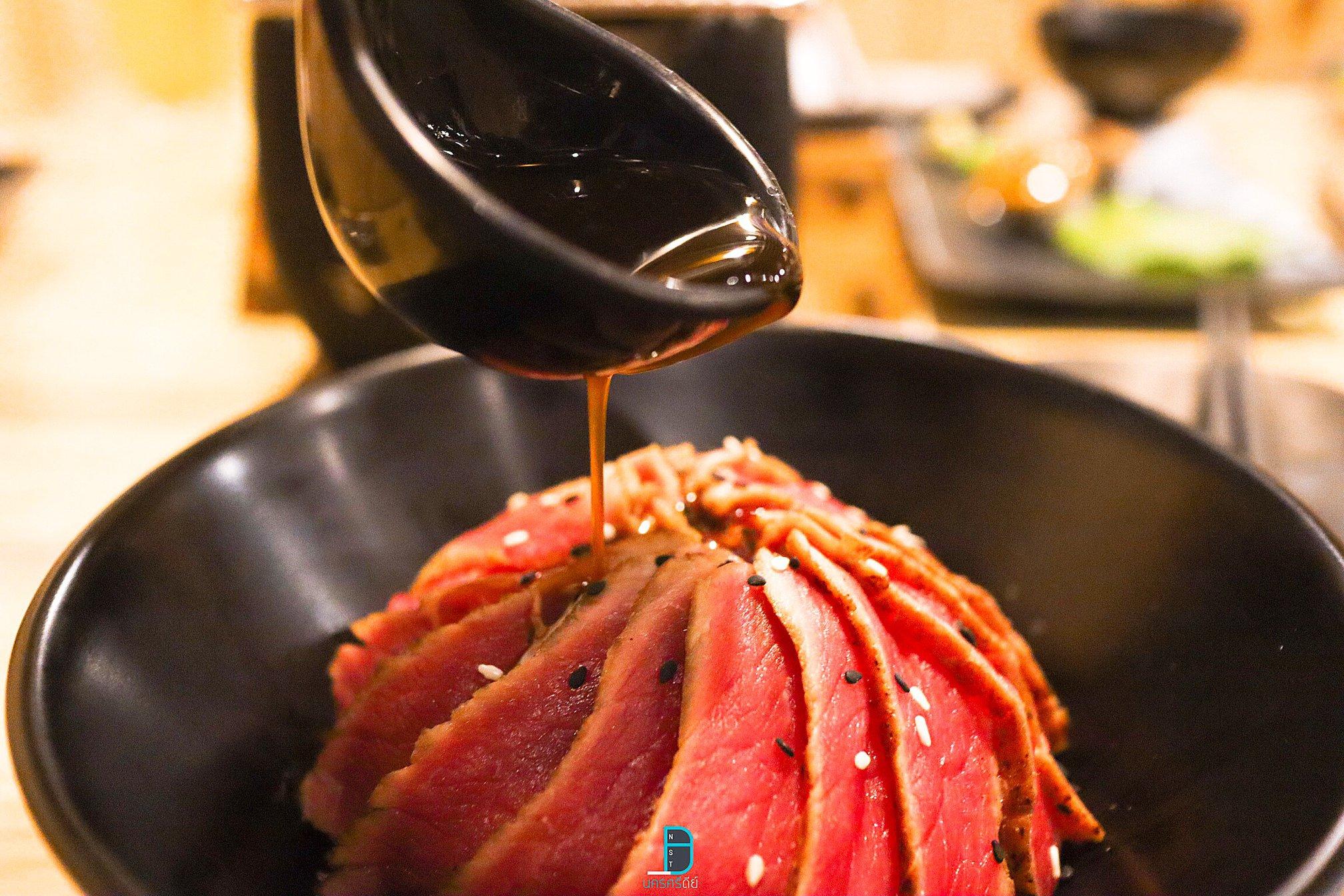 Ginza Izakaya กินซ่า สุดยอดร้านอาหารญี่ปุ่น นครศรีธรรมราช เมนูเด็ดกว่า 100 เมนู นครศรีดีย์