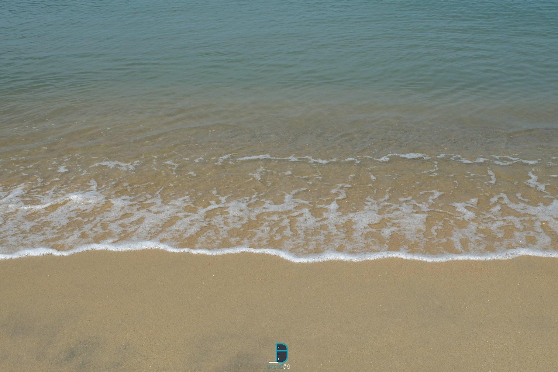 หาดลับสุดสวย ณ ท่าศาลา Beach Walk Homestay  ทะเลน้ำใสสวยงาม นครศรีดีย์