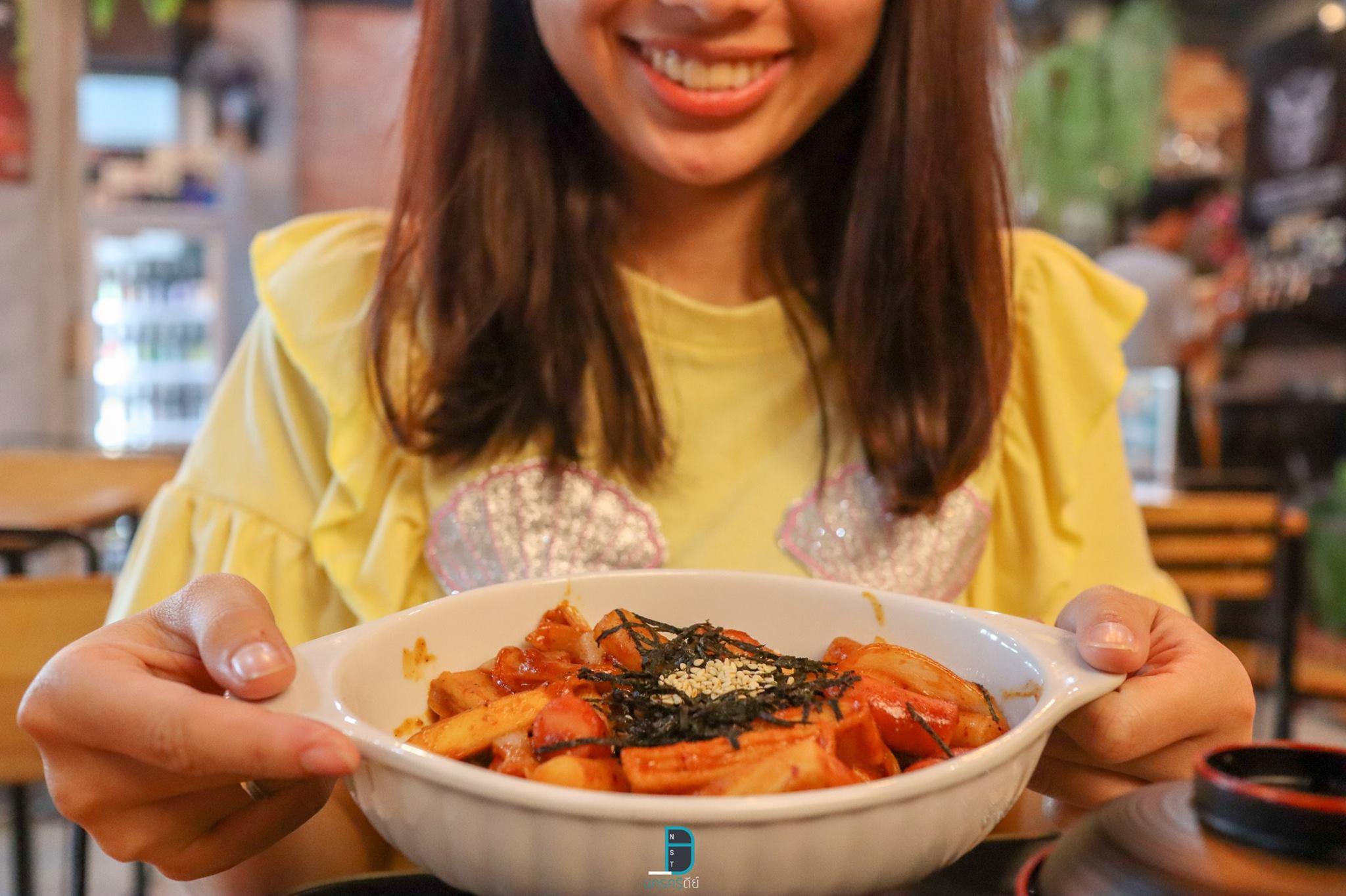 ร้านอาหารเกาหลี นครศรีธรรมราช Seoulhouse เมนูเด็ดพร้อมบิงซูอร่อยๆ นครศรีดีย์