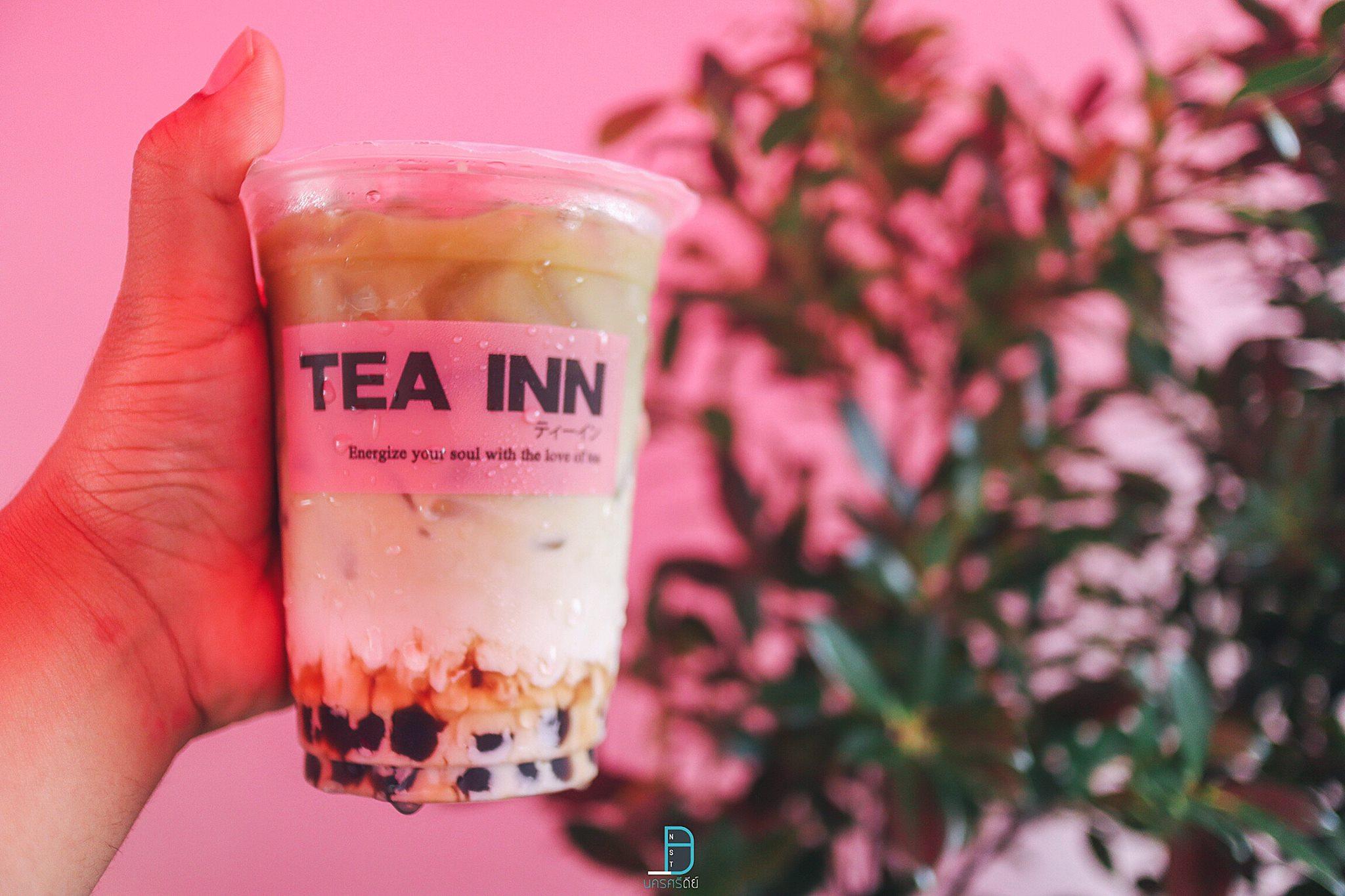 Teainn ร้านชาไข่มุกโทนพาสเทลน่ารักๆ at ประตูลอด นครศรีดีย์
