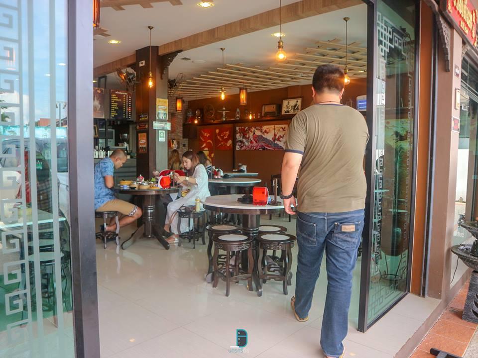 โรงเตี๊ยม เมืองนคร ร้านอาหารเด็ด ใจกลางเมืองนครศรีธรรมราช นครศรีดีย์