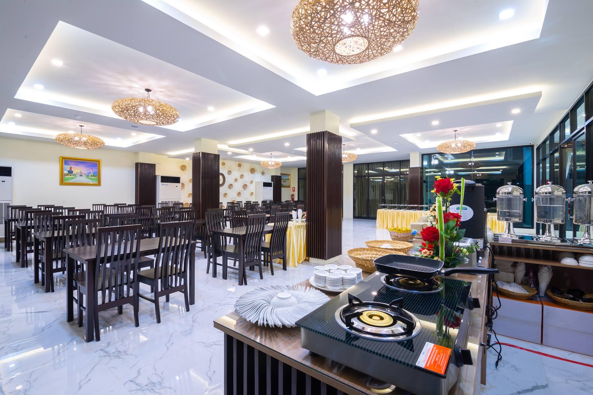 โรงแรมปุระนคร ที่พักใหม่ ใจกลางเมืองนครศรีธรรมราช ที่พักสบายๆพร้อมอาหารเช้า นครศรีดีย์