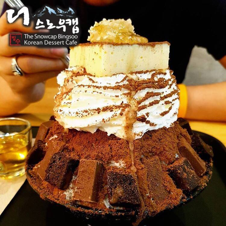 ร้านบิงซู นครศรีธรรมราช  Seoul House Dessert Cafe at หลังแมค เมนูจัดเต็มเพียบ นครศรีดีย์
