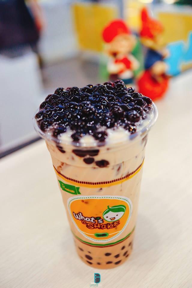 ร้านชาไข่มุก นครศรีธรรมราช Whats a shake cafe at Big c นครศรี นครศรีดีย์