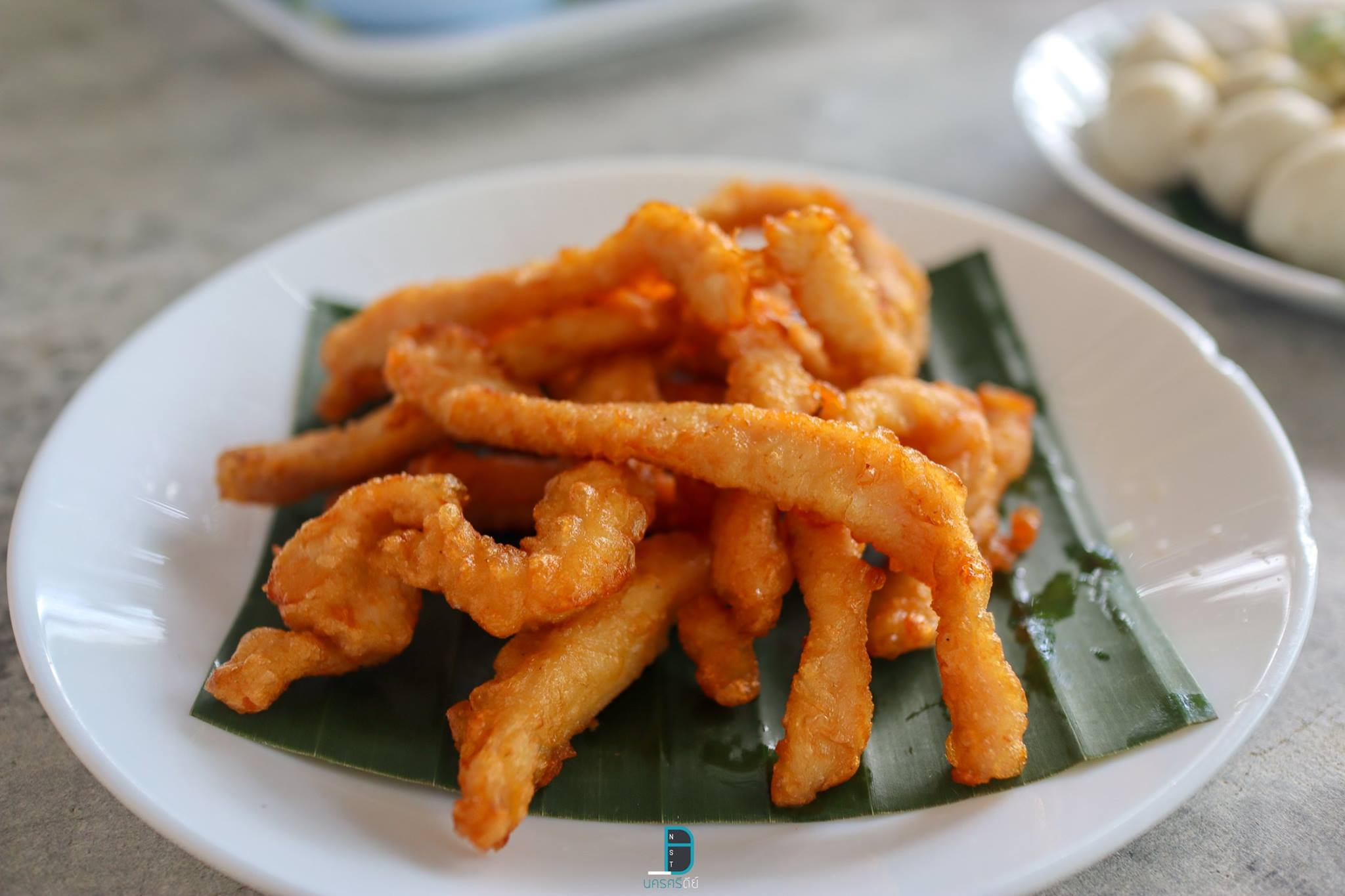 ขนมจีน ท่าศาลา หนมจีนครูพร น้ำยาปูนิ่ม และ Sala Cafe at ท่าศาลา นครศรีดีย์