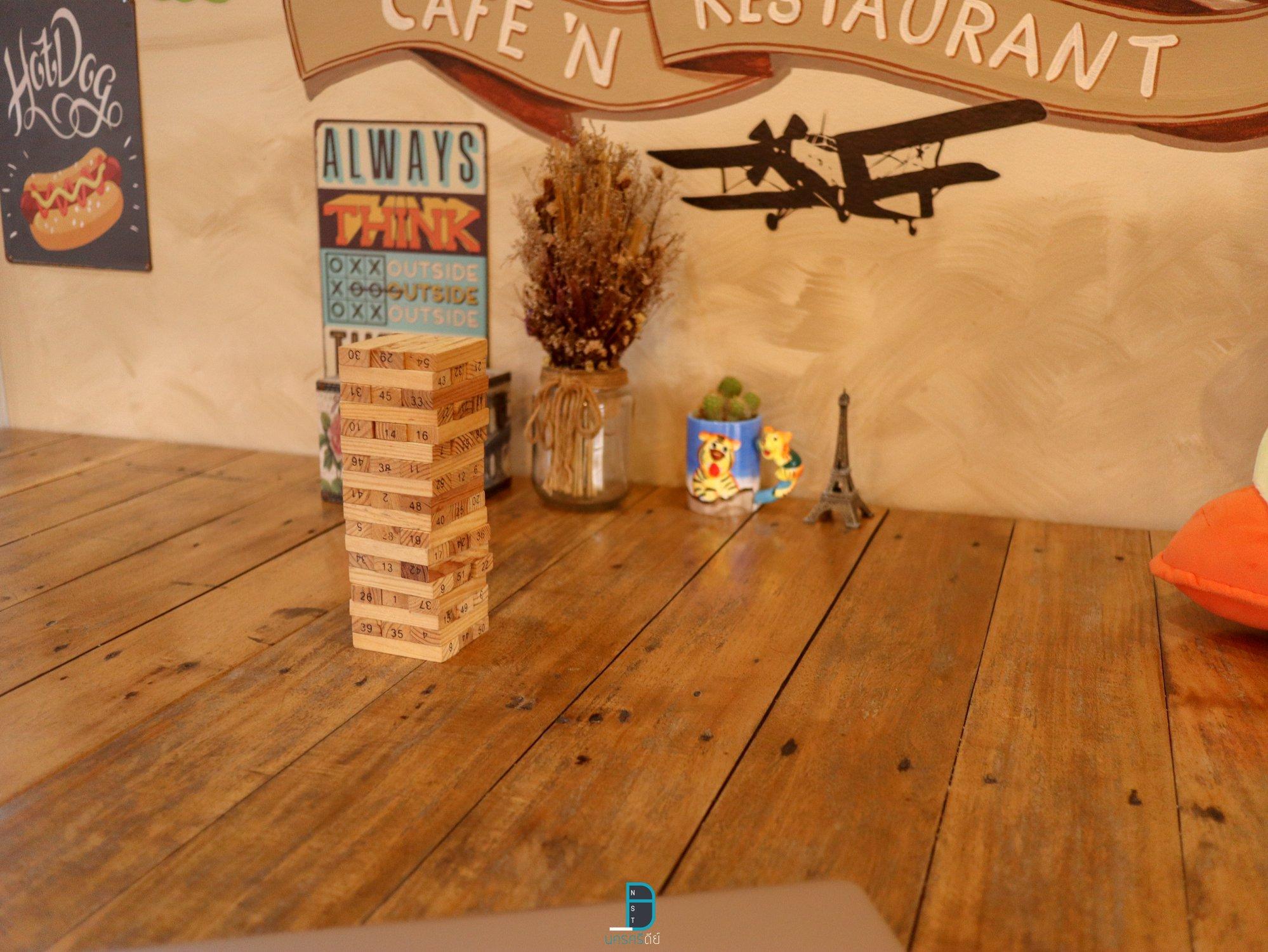 คาเฟ่ ทุ่งใหญ่ ข้ามันลูกทุ่งโฮมคาเฟ่ คาเฟ่น่ารักสุดสวยวิวดีสไตล์นั่งชิว at ทุ่งใหญ่ นครศรีดีย์