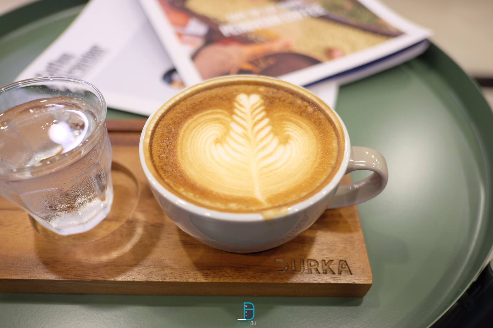 คาเฟ่ ท่าศาลา นครศรีธรรมราช Durka Cafe ร้านนั่งสบายเครื่องดื่มอร่อยราคาไม่แพง นครศรีดีย์