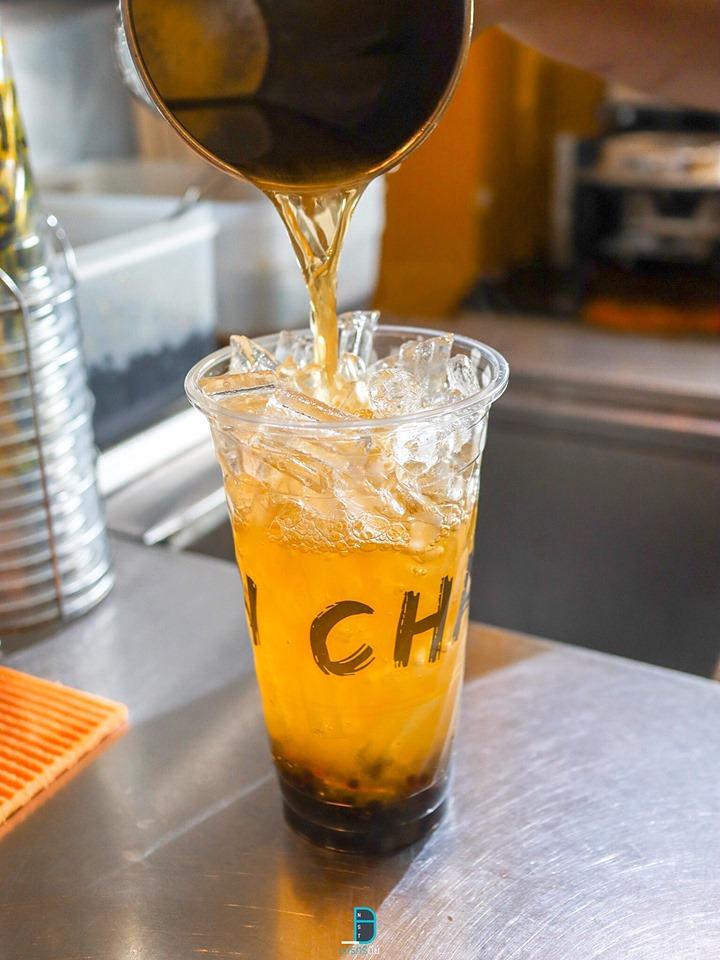 ร้านชาไข่มุก นครศรีธรรมราช Kin Cha ชาไข่มุกเม็ดเล็กอร่อยมากกก นครศรีดีย์