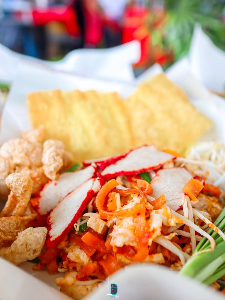 ผัดไทย นครศรีธรรมราช เสน่ห์ผัดไทย ร้านผัดไทยเล็กๆเด็ดๆ แต่เมนูจัดเต็มมาก at Central นครศรี นครศรีดีย์