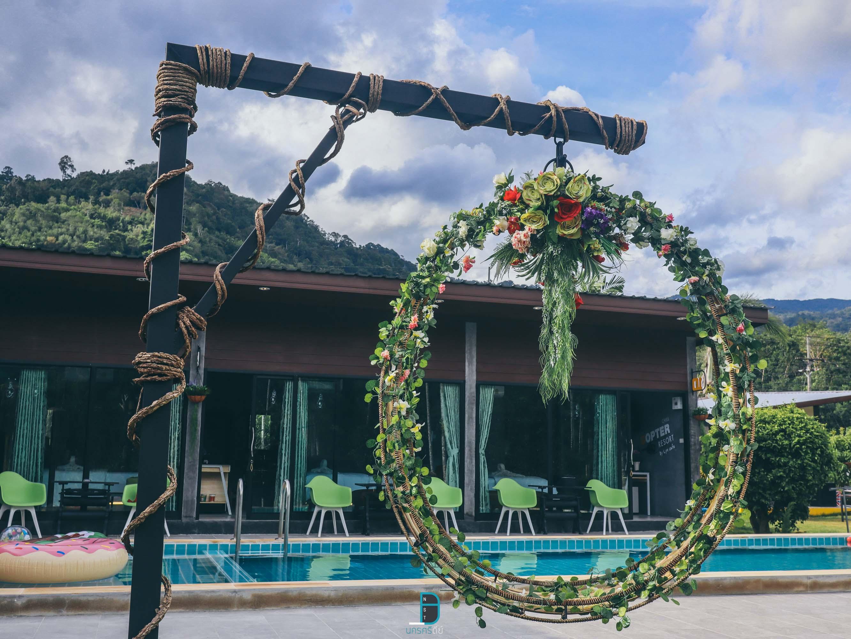 ที่พัก ช้างกลาง Copter Chill Resort ที่พักลับๆกลางหุบเขา ท่ามกลางธรรมชาติ นครศรีดีย์