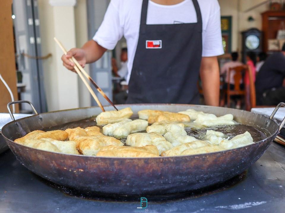โกปี๊,นครศรี,ของกิน,อำเภอเมือง,คิวคูตอน,ชาเย็น,ปาท่องโก๋,ซี่โครงหมูอบ,ของฝาก