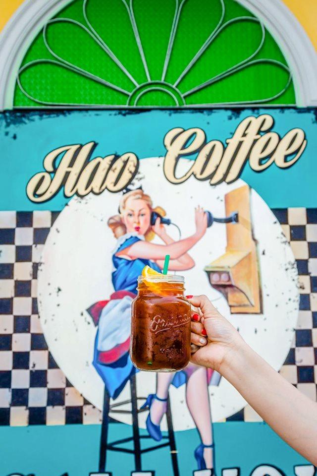 เฮาคอฟฟี่ นครศรีธรรมราช ร้านกาแฟสไตล์คลาสสิก อาหาร เครื่องดื่มราคาสบายๆ นครศรีดีย์
