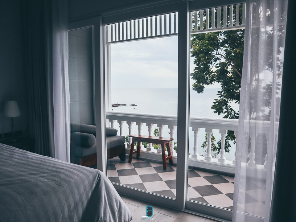 Sichon Goodwill โรงแรมวิวหลักล้านบนเขาพลายดำริมทะเลสไตล์ยุโรป สิชล นครศรีธรรมราช นครศรีดีย์
