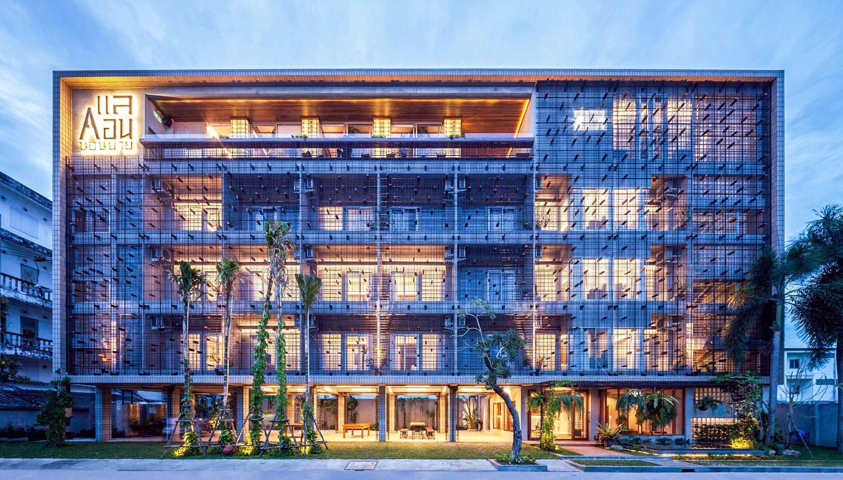 โรงแรมแลคอนนอนบาย สุดยอดโรงแรมแห่งสถาปัตยกรรมการออกแบบ นครศรีธรรมราช นครศรีดีย์