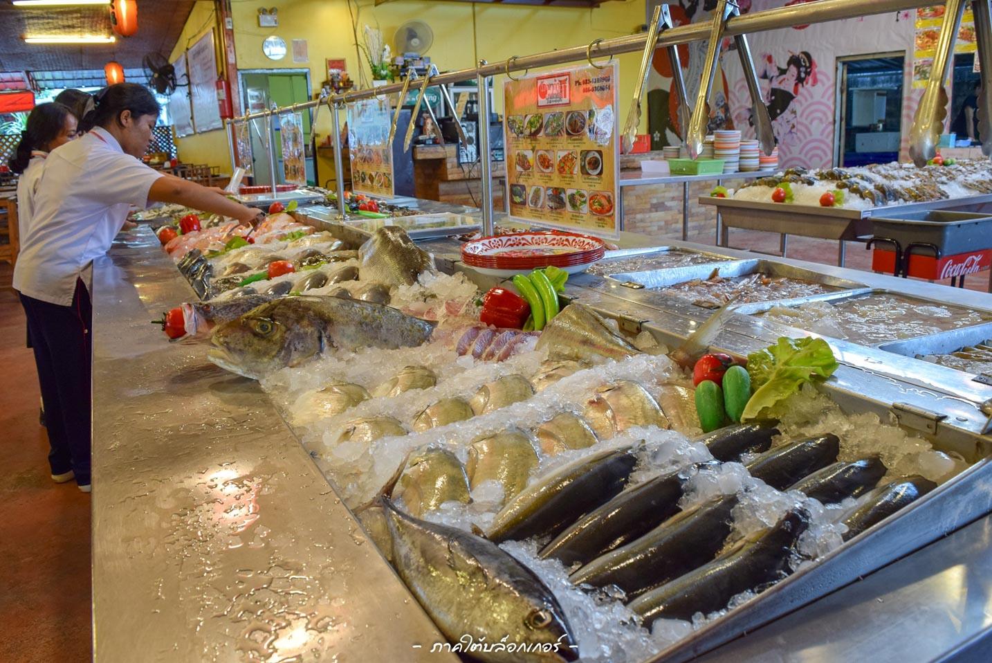 โอซาก้า บุฟเฟ่ต์ ทะเลเผา ภูเก็ต ที่สุดแห่งร้านอาหารทะเลกินไม่อั้น นครศรีดีย์