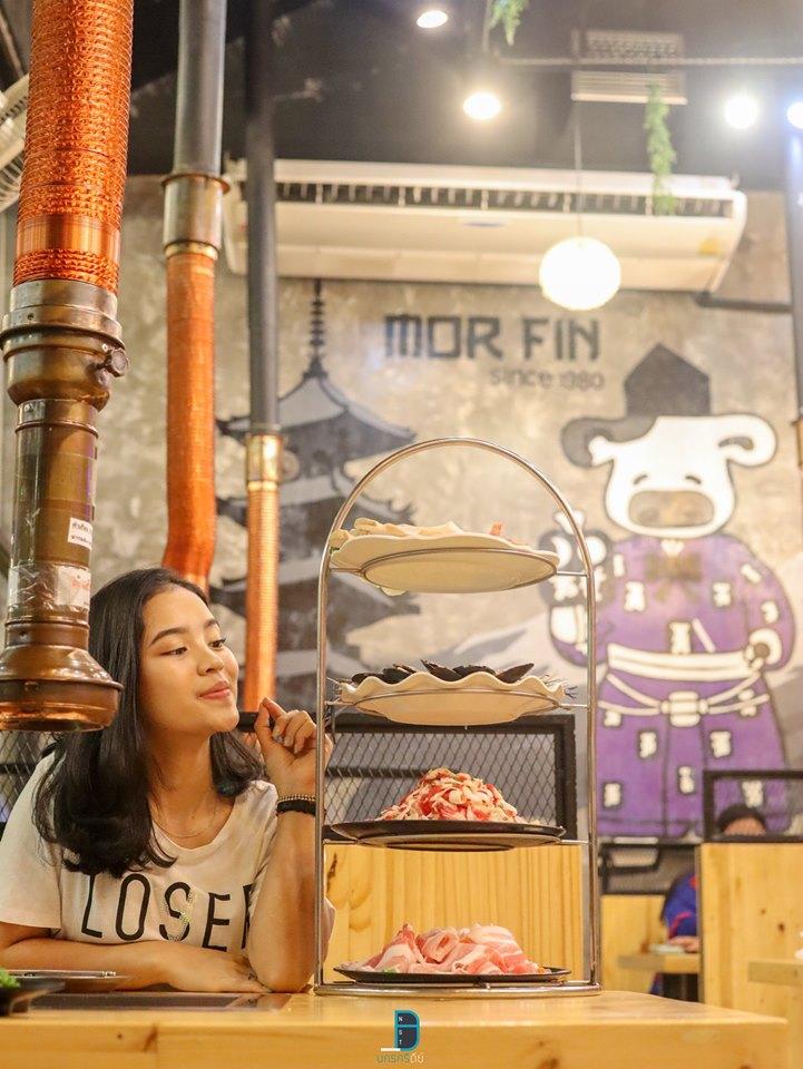 ปิ้งย่างเกาหลี ชาบูแบบจุกๆ Morfin Shabu Grill นครศรีธรรมราช ที่สุดแห่งบุฟเฟ่ต์ นครศรีดีย์