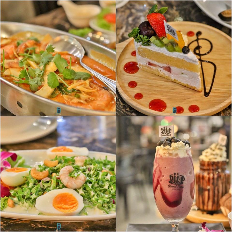 ร้านอาหาร---คาเฟ่เด็ดอาหารอร่อยมวากกก-at-JB-Grand-Park ที่พัก,ช้างกลาง,คาเฟ่,ของกิน,ทริปเที่ยว,ฉวาง,อร่อย,ทะเลหมอก,ธรรมชาติ,น้ำตก