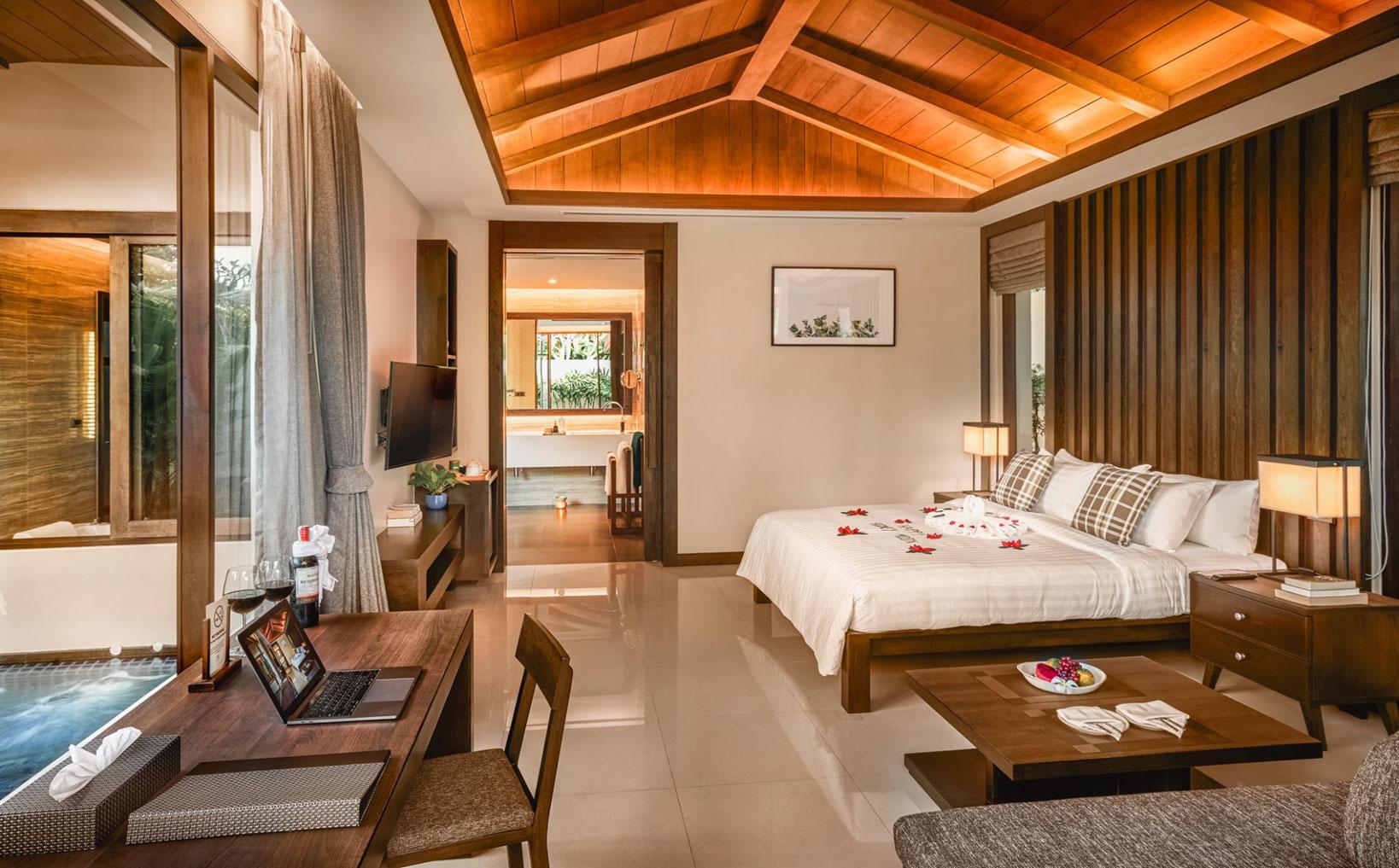 ที่พักริมทะเลสุดหรู ขนอม Khanom Beach Resort and Spa นครศรีธรรมราช สวยวิวหลักล้าน นครศรีดีย์