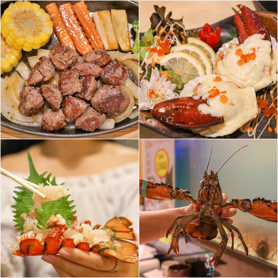 Hatyai Sashimi นครศรีธรรมราช จุดเช็คอินร้านอาหารญี่ปุ่นเด็ดๆ เมนูเยอะมวากกก นครศรีดีย์