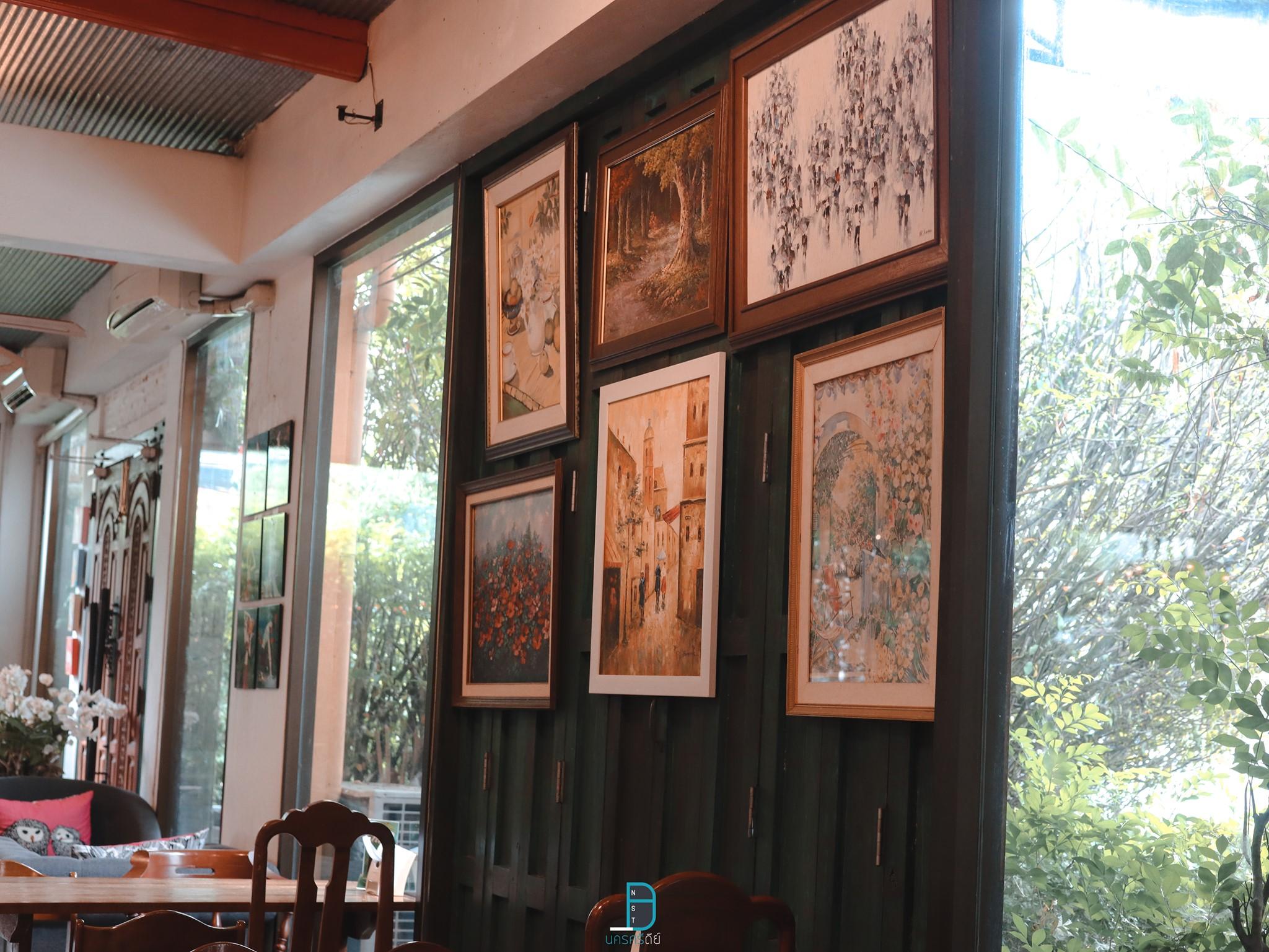 เอแอนด์เอ นครศรีธรรมราช A and A Restaurant จุดเช็คอินร้านอาหารคาเฟ่เด็ด เมืองคอน นครศรีดีย์