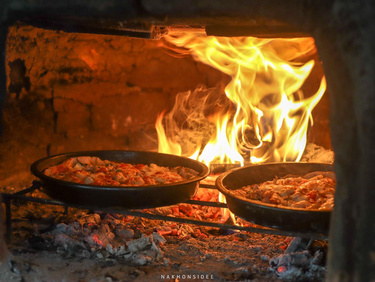 น้ำจิ้มรูปแรก ทำพิซซ่าเตาดินจาก ในสวนศรี กงหรา พัทลุงพัทลุง,tat,ททท,การท่องเที่ยว,นครศรี,จุดเช็คอิน,กงหรา,พื้นบ้าน