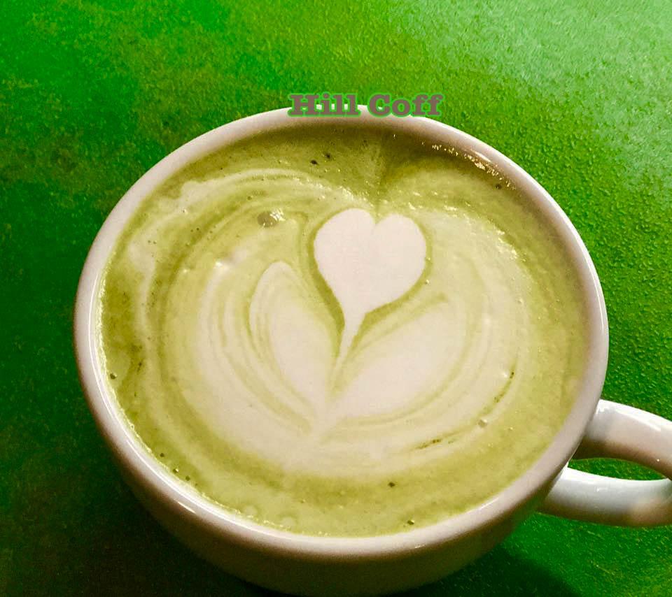 Hill Coff นครศรีธรรมราช ร้านกาแฟ มีทั้งอาหารคาว-หวาน นครศรีดีย์