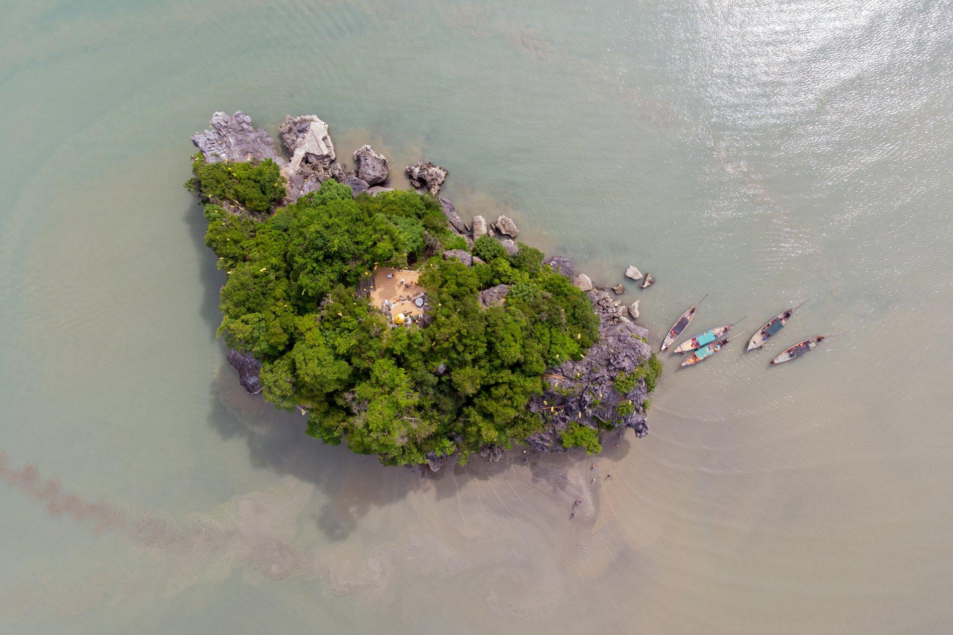 1.-เกาะนุ้ยนอก-ขนอม-นครศรีธรรมราช นครศรี,พัทลุง,ที่เที่ยว,ทะเลหมอก,ทะเล,ธรรมชาติ,น้ำตก