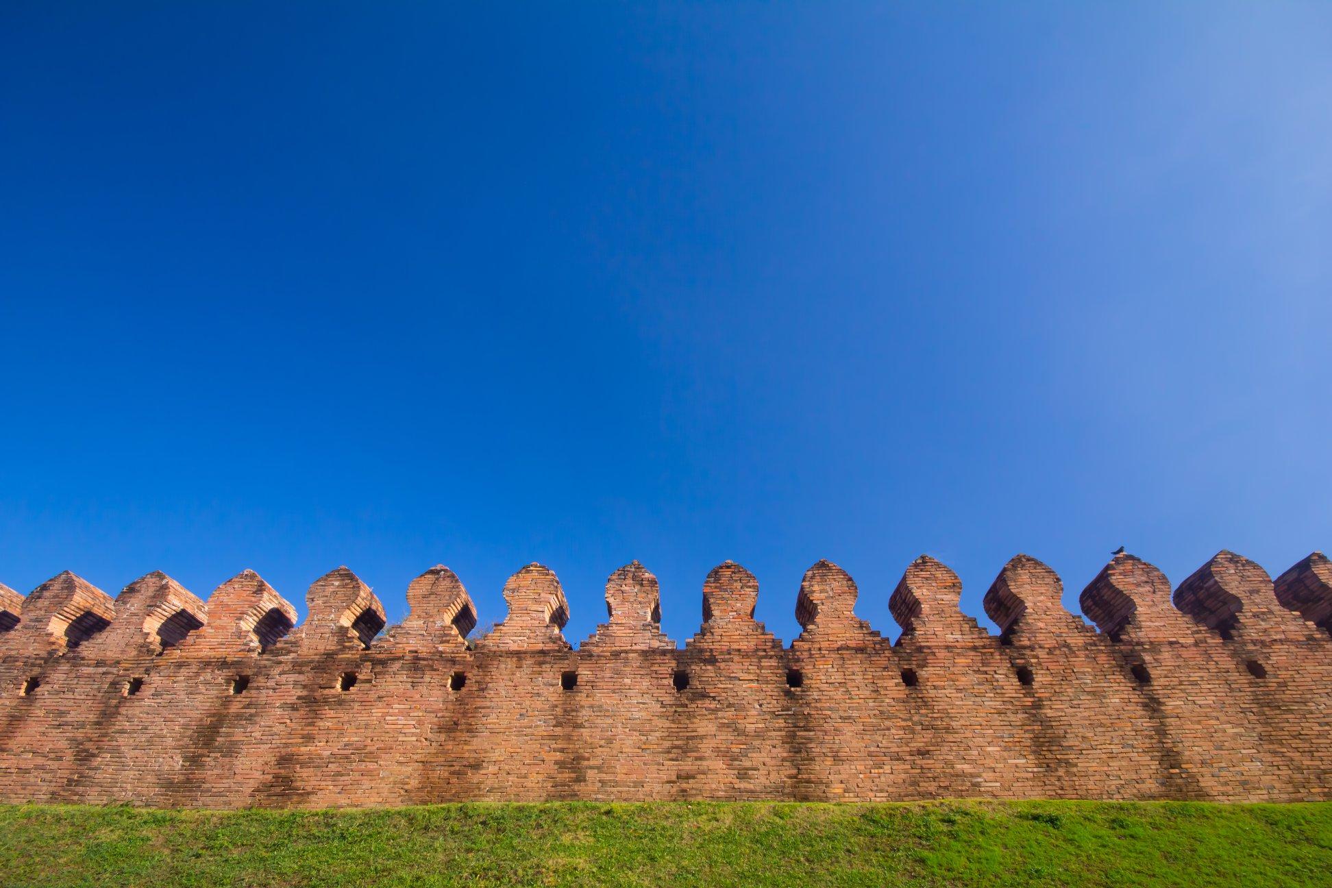12.-กำแพงเมืองเก่า-นครศรีธรรมราช นครศรี,พัทลุง,ที่เที่ยว,ทะเลหมอก,ทะเล,ธรรมชาติ,น้ำตก