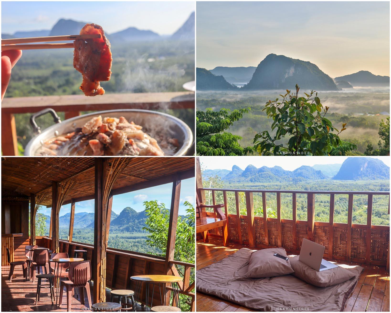 บรรยากาศชิวๆ-ปิ้งย่าง-หมูกะทะ-นั่งชิวๆชมสายหมอก-อากาศดีมากครับ ที่เที่ยว,ที่พัก,พัทลุง,การท่องเที่ยว,ประเทศไทย,วิถีชีวิต,ชุมชน,ดริฟท์กาแฟ