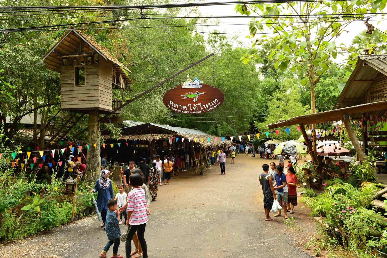 15.-ตลาดใต้โหนด-บอกเลยมีสินค้า-OTOP-และพื้นบ้านมากมายยย-เปิดเฉพาะ-เสาร์-อาทิตย์-นะครับ ที่เที่ยว,ที่พัก,พัทลุง,การท่องเที่ยว,ประเทศไทย,วิถีชีวิต,ชุมชน,ดริฟท์กาแฟ