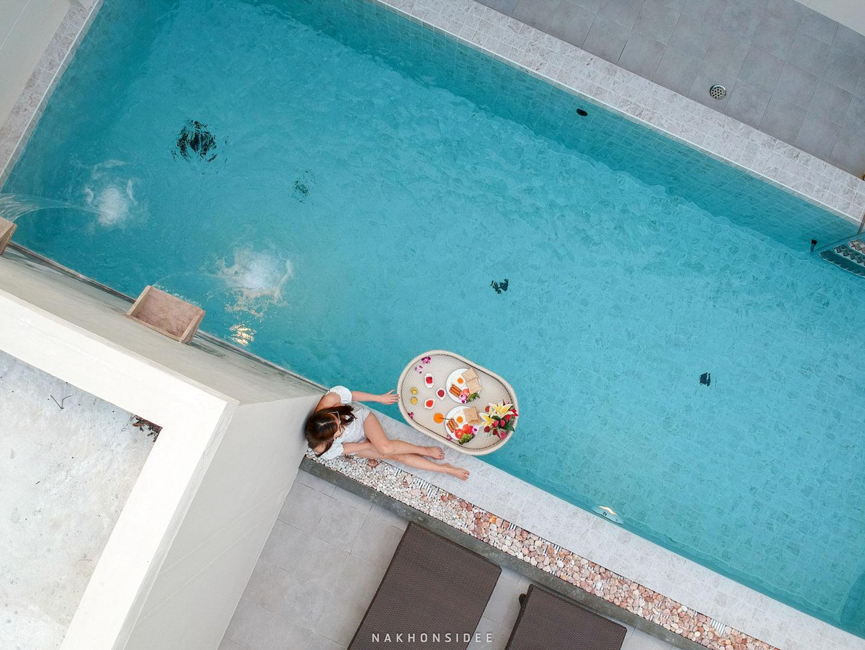 ชิวววว มุมไหนก็สวย มีน้ำตกด้วยน้าาาโรงแรม,นครศรี,พูลวิลล่า,สะดวก,สบาย,สุดสวย,เปิดใหม่,ใกล้สนามบิน,นครศรีธรรมราช