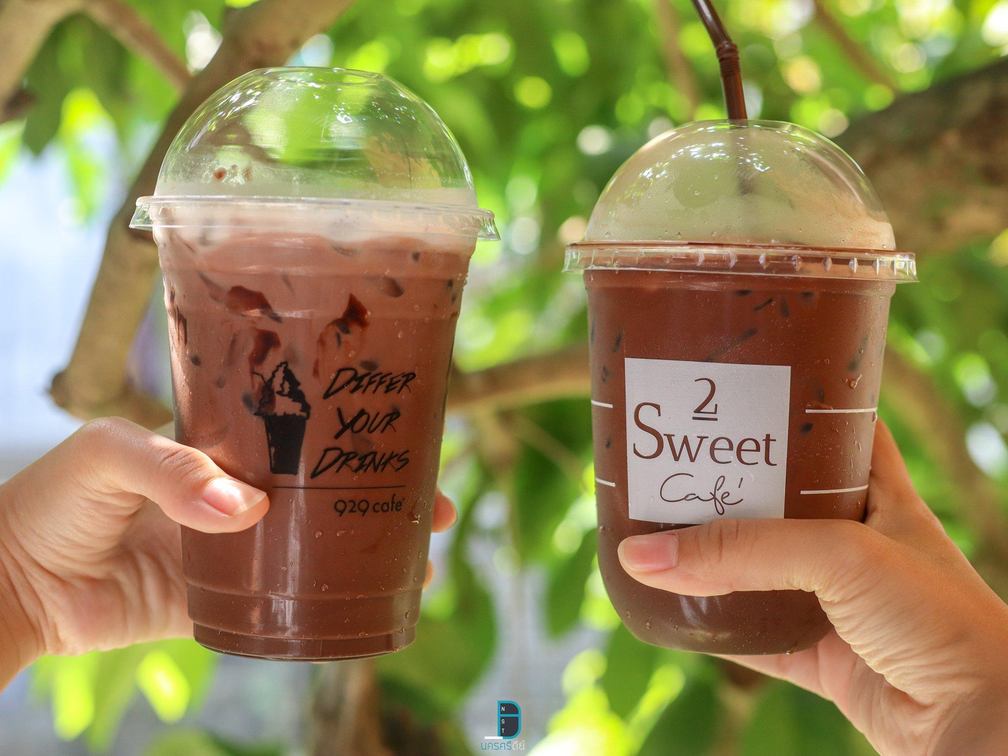 929 Cafe & 2 Sweet Cafeชาเขียว,มัจฉะ,โกโก้,อร่อยเด็ด,ช็อกโกแลต