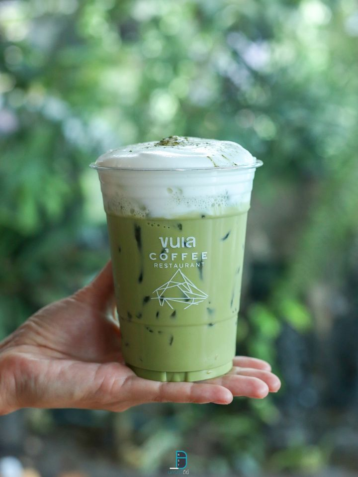 ชาเขียวมัจฉะเจ้มจ้นน ขุนเล คอฟฟี่ชาเขียว,มัจฉะ,โกโก้,อร่อยเด็ด,ช็อกโกแลต