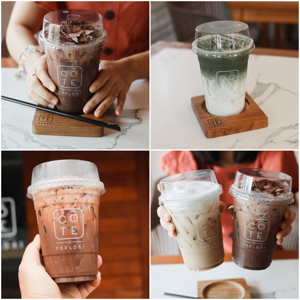4-5-แก้วนี้คือเด็ดทุกแก้ว-แต่ช็อกโกแลตคืออันดับ-1-ในใจแอด-รองลงมาคือ-มัจฉะ-ส่วนกาแฟไม่ค่อยกินเท่าไหร่-Coffee-or-Me-?-หยอกๆ-555 โกโก้,ช็อกโกแลต,ภาราดัย