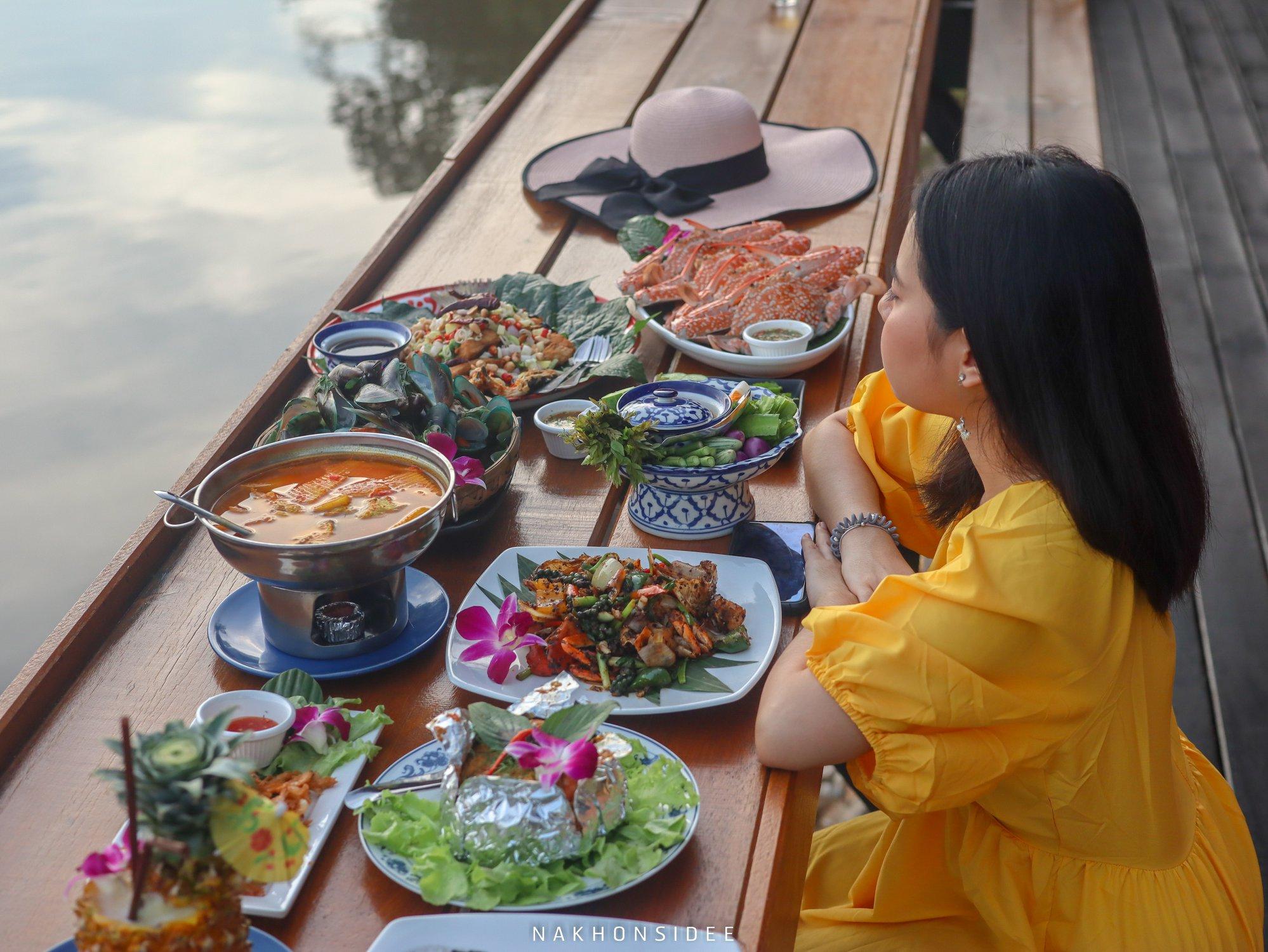 น้อนกินอะไรดีน้าา ท่าศาลา,ครัวปากพยิง,นครศรี,ของกิน,อร่อยเด็ด,นครศรีธรรมราช,ร้านอาหาร