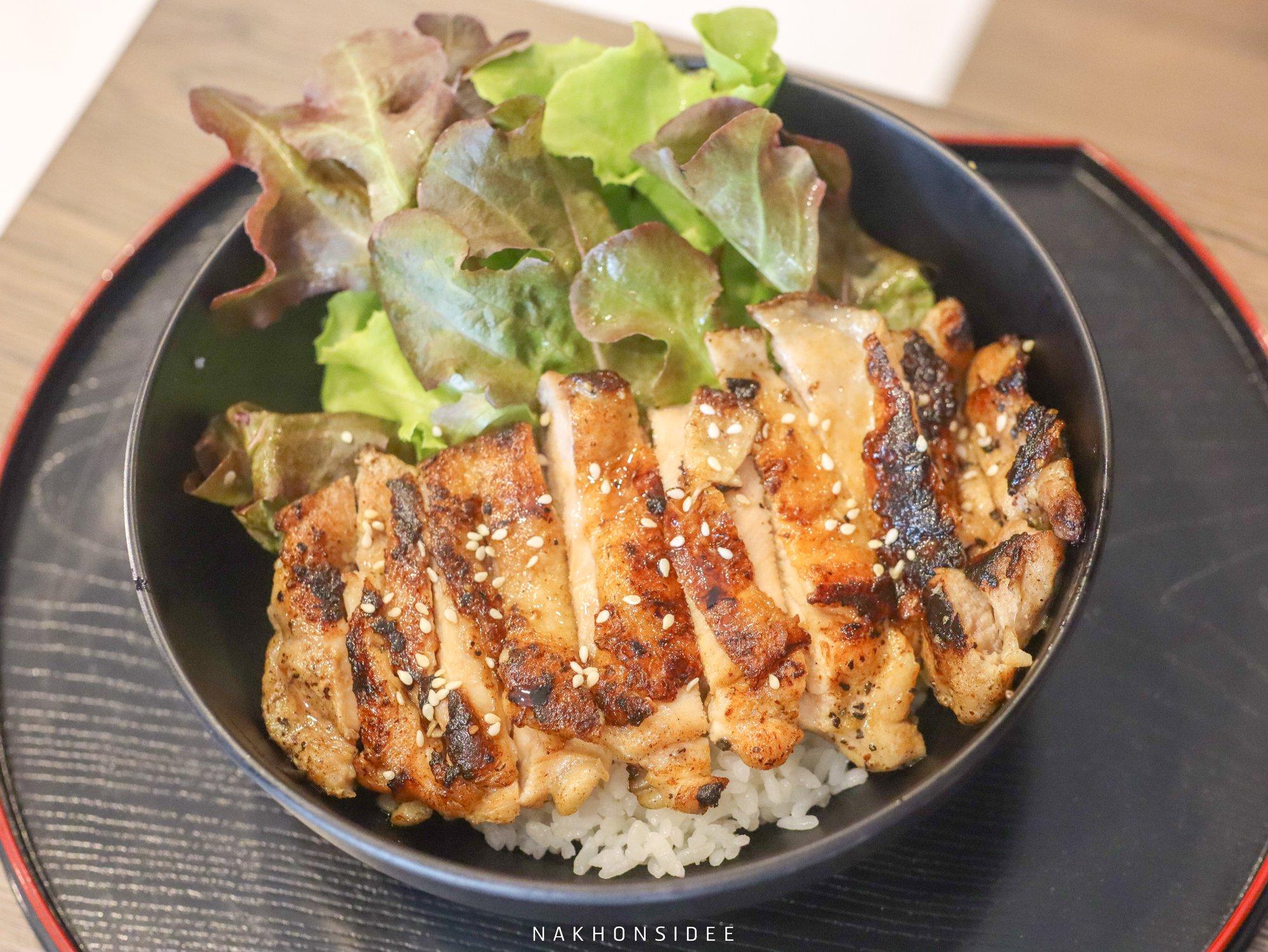 ไก่เทอริยากินุ่มๆ อาหาร,เครื่องดื่ม,เกาหลี,ญี่ปุ่น,อาหารไทย,ฝรั่ง,คาเฟ่,นครศรีธรรมราช