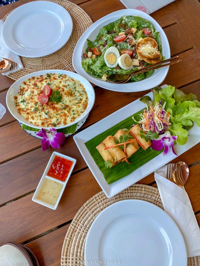 ร้านอาหารอร่อยๆ yotaka,khanom,โยทะกา,แอทขนอม,ที่พัก,ขนอม,นครศรีธรรมราช