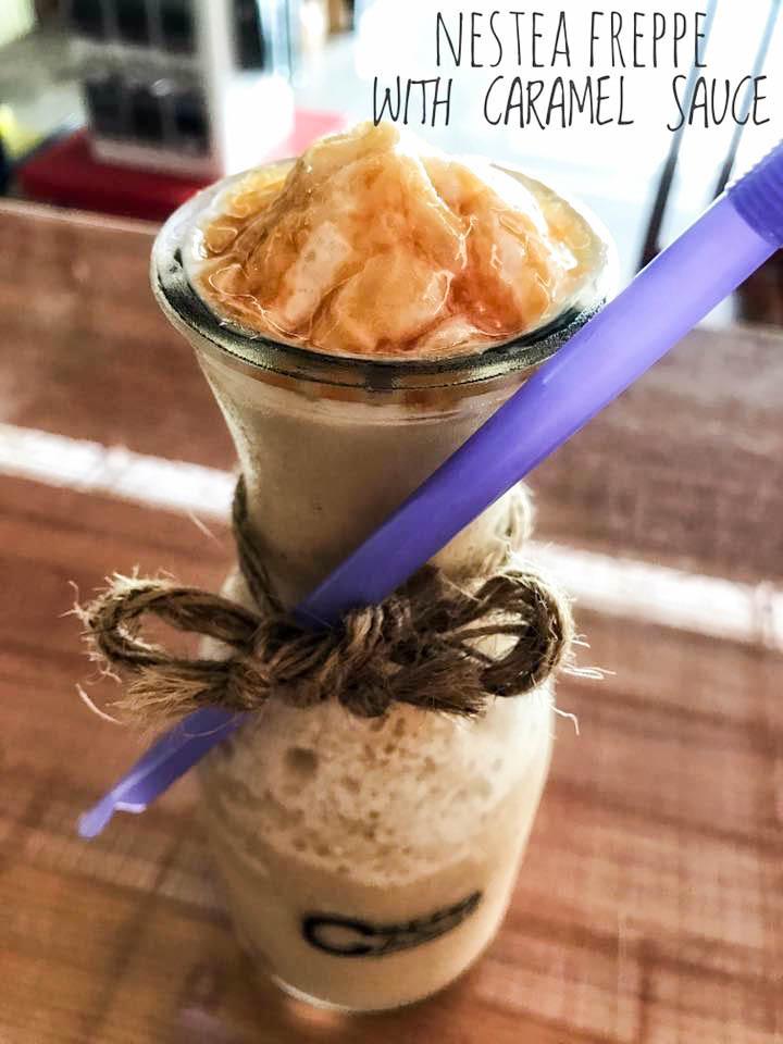Coffee Indust ร้านกาแฟสวยๆ ริมถนน ใกล้สามแยกบ้านตาล นครศรีธรรมราช นครศรีดีย์