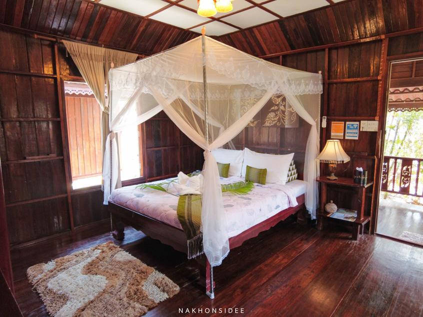 ห้องพักมีหลายแบบหลายสไตล์-นอนได้-4-10-ท่านเลยทีเดียว  ที่พัก,สิชล,ใจดีรีสอร์ท,สุดสวย,วิวทะเล,สไตล์เรือนไทย