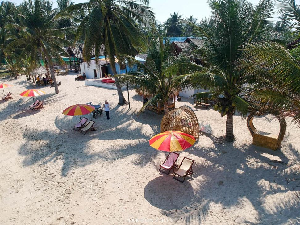 ที่พัก,สิชล,ใจดีรีสอร์ท,สุดสวย,วิวทะเล,สไตล์เรือนไทย