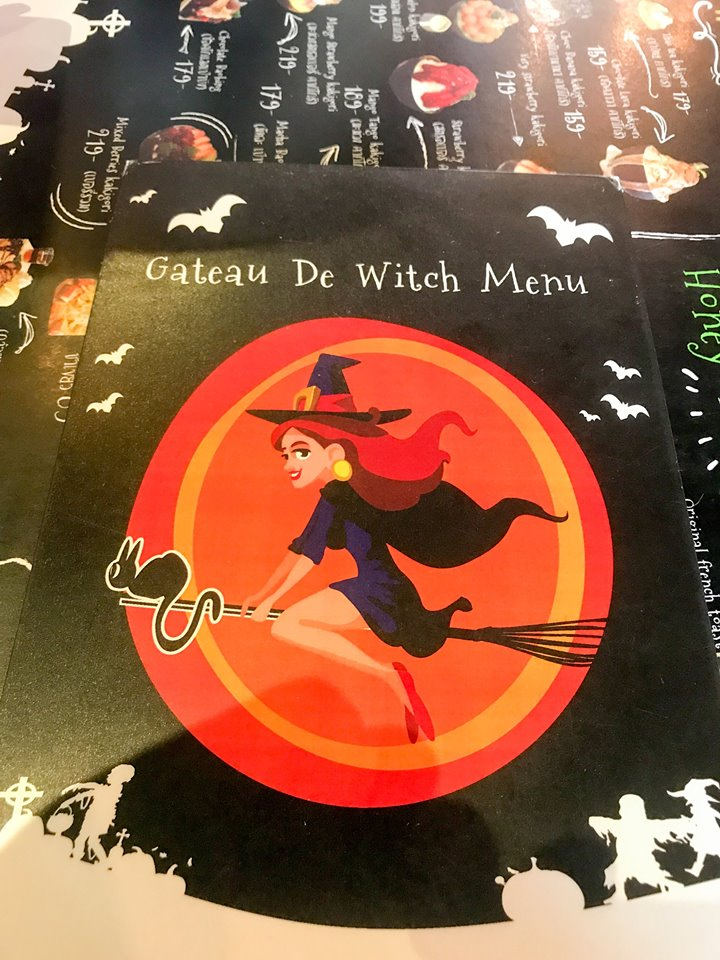 Gateau De Witch ร้านแม่มด ร้านกาแฟ เบเกอรี่ สวยๆ นครศรีธรรมราช นครศรีดีย์