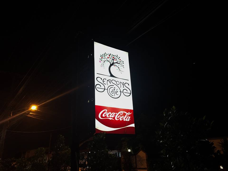 SeaSonS Cafe ร้านสวย ท่ามกลางต้นไม้ บรรยากาศดี นครศรีธรรมราช นครศรีดีย์