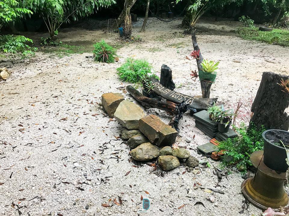 สวนตาสรรค์ ณ ขนอม สุดยอดธรรมชาติ ปลาตอดสปาเท้า นครศรีดีย์