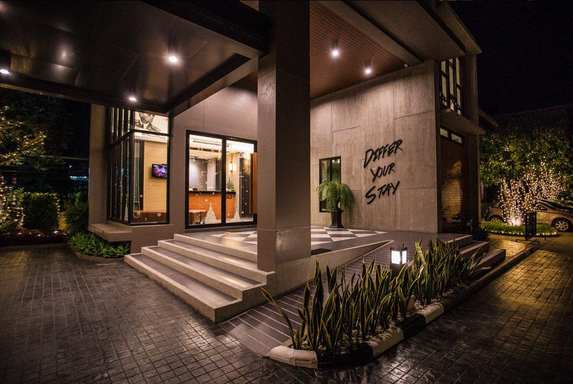 Bunprasop Garden Hotel ที่พักสวยใหม่ ใจกลางเมืองนคร นครศรีดีย์