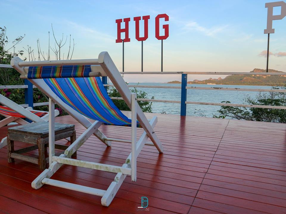 Hug Village ดินแดนน่ารักๆ ริมทะเล ขนอมดอนสัก นครศรีดีย์