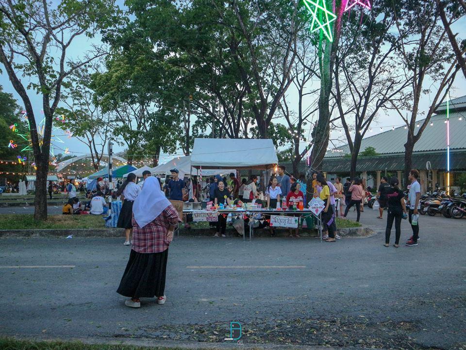 วลัยลักษณ์เกษตรแฟร์ งานนี้ดีย์มากกก กิน เที่ยว เดินเล่น ช้อปปิ้ง at Walailak Day งานเกษตรแฟร์ นครศรีดีย์
